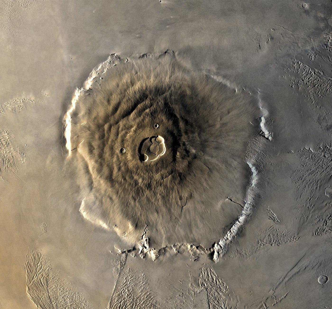 vulkan olimp