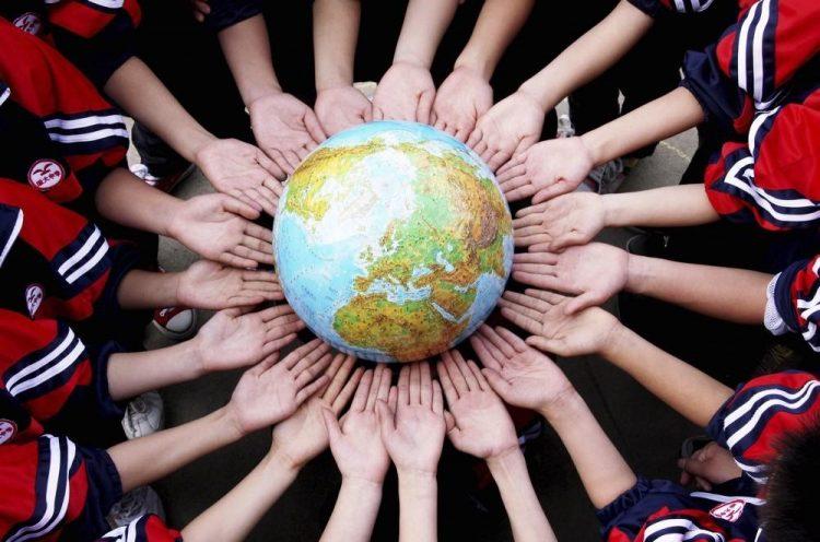 Судьба земли в наших руках. Перенаселение