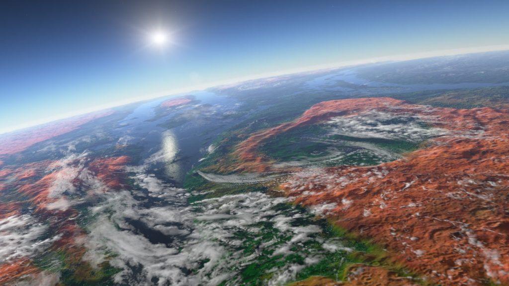 Озиленение Марса