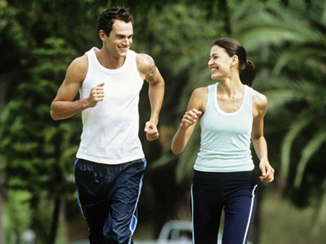 активные физические упражнения